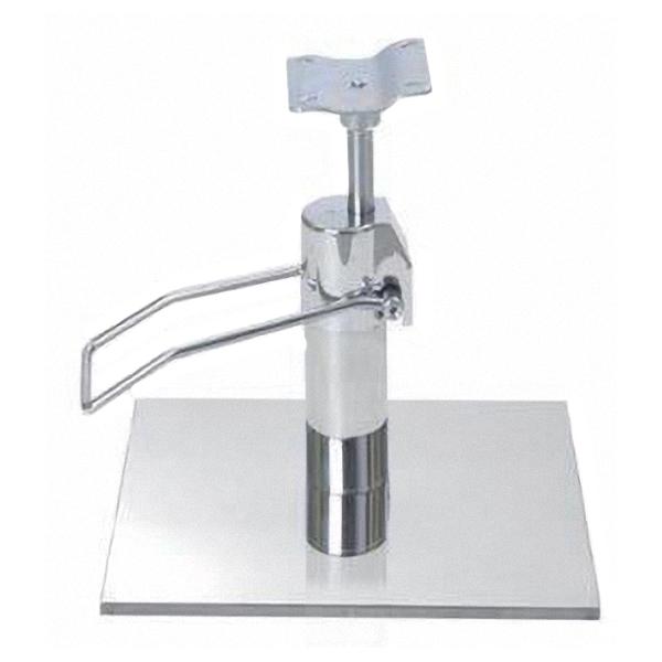 Podstawa kwadrat XM na kolumnie hydraulicznej