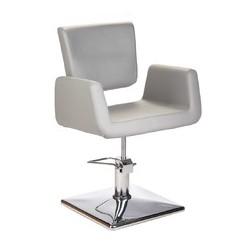 Fotel fryzjerski Vito BH-8802 jasny szary