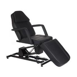 Elektryczny fotel kosmetyczny BD-8251 czarny