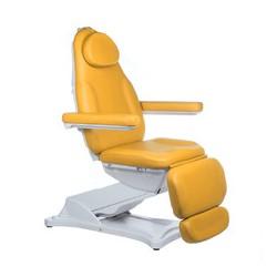 Elektr fotel kosmetyczny MODENA BD-8194 Miodowy