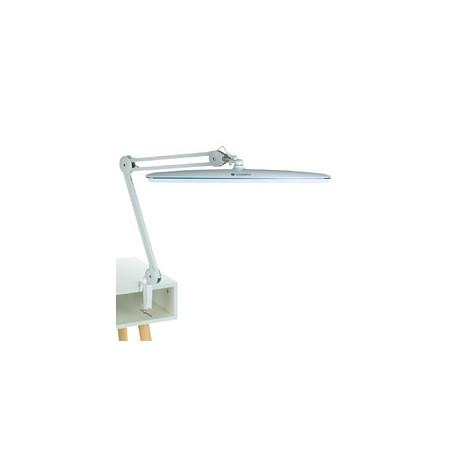Lampa warsztatowa BSL-53 LED 20W CLIP Biała