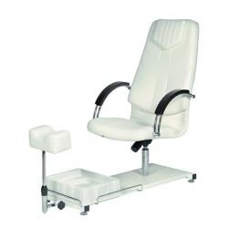 Panda Fotel do pedicure DINO III z brodzikiem i podnóżkiem