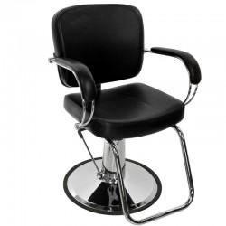 Gabbiano fotel fryzjerski Q-4811 czarny
