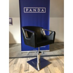 Panda fotel fryzjerski Elite skaj 111 podstawa XM