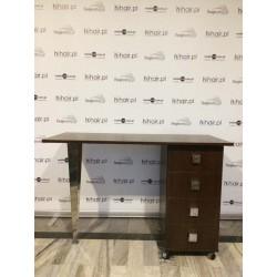 Ayala stolik do manicure Rialto płyta H1599 z ekspozycji