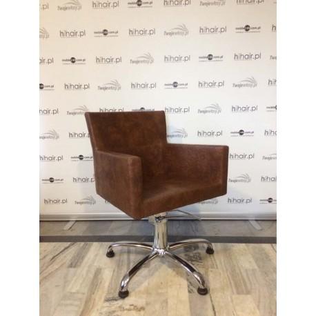 Ayala fotel fryzjerski ISADORA z ekspozycji