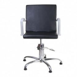 Zestaw mebli fryzjerskich Panda 2x fotel Caro II + myjnia fryzjerska Diva/ Tech Caro II