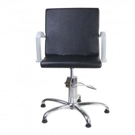 Zestaw mebli fryzjerskich Panda 2x fotel Caro II+ myjnia fryzjerska Diva / Tech Caro II