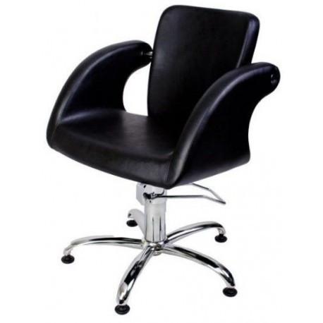 Zestaw mebli fryzjerskich Panda 2x fotel Omega II+ myjnia fryzjerska Diva / Tech Omega II