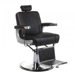 Fotel barberski ODYS BH-31825M Wiśniowy
