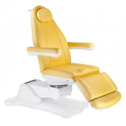 Elektryczny fotel kosmetyczny Mazaro BR-6672B Miod