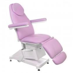 Elektryczny fotel kosmetyczny AMALFI BT-158 Wrzos