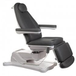 Elektryczny fotel kosmetyczny Mazaro BR-6672 Szary