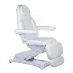 Elektryczny fotel kosmetyczny MODENA BD-8194 Biały