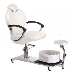 Fotel do pedicure z masażerem stóp BR-2301