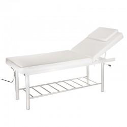 Stół do masażu i rehabilitacji BW-218 biały