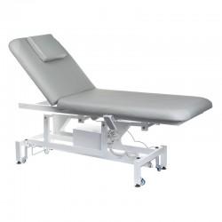 Elektryczny stół rehabilitacyjny BD-8230 szary