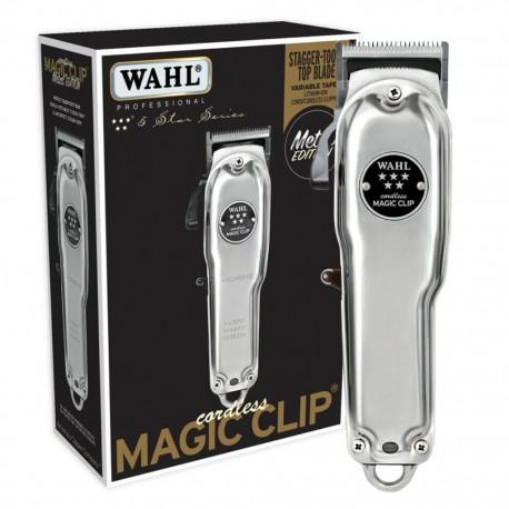 Wahl maszynka bezprzewodowa Magic Clip 5 star Metal Edition