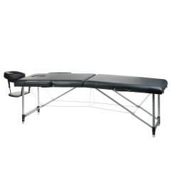 Stół do masażu i rehabilitacji BS-723 Czarny