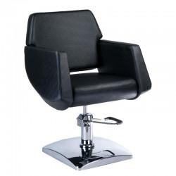 Fotel fryzjerski NICO czarny BD-1088