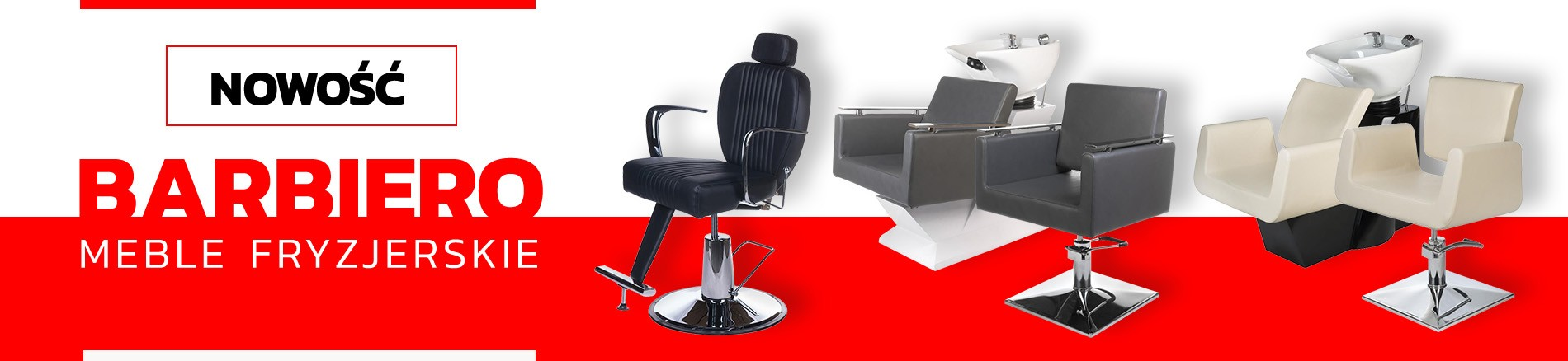 Barbiero - meble fryzjerskie